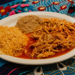 chicken tinga