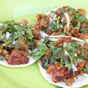 pastor tacos