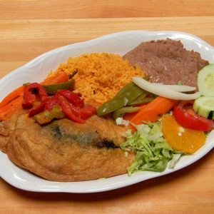 Combination - Chile Relleno