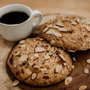 ALmond Guayaba Cookie